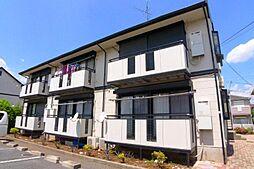 メゾン駒木[1階]の外観