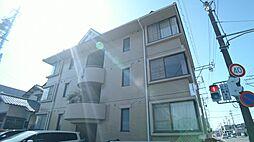 静岡県静岡市駿河区みずほ2丁目の賃貸アパートの外観