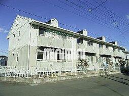 ルーナカーサA[2階]の外観