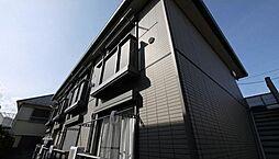 埼玉県さいたま市中央区大戸4丁目の賃貸アパートの外観