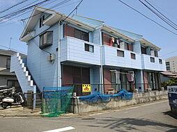 スカイ平塚[203号室]の外観
