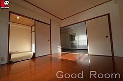浜田マンション[401号室]の外観