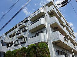 東京都練馬区東大泉7の賃貸マンションの外観