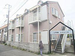 小川コーポ2[202号室]の外観