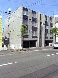 ブランノワール東区役所[202号室]の外観