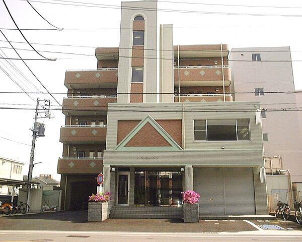 イーストコムーネ・N[305号室]の外観