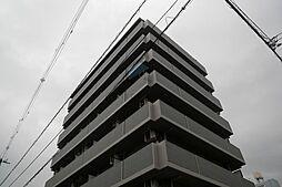 コートビュータワー[5階]の外観