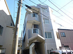 パレス和田町[401号室]の外観