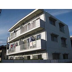 東京都杉並区成田西2丁目の賃貸マンションの外観
