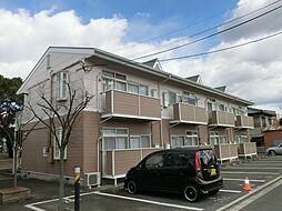 香川県観音寺市植田町の賃貸アパートの外観
