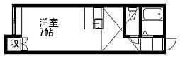 メゾンRM[1階]の間取り