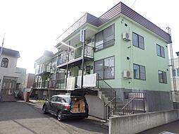 渡邊マンション[2階]の外観