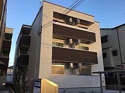 フジパレス堺初芝II番館[1階]の外観