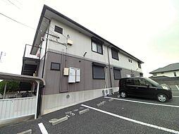 カサベルデ B[1階]の外観