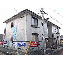 奈良県橿原市御坊町の賃貸アパートの外観