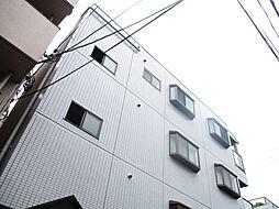 大阪府寝屋川市豊野町の賃貸マンションの外観