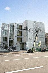 北海道札幌市中央区南四条西16丁目の賃貸マンションの外観