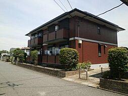 千葉県袖ケ浦市蔵波台6丁目の賃貸アパートの外観