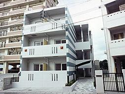沖縄県那覇市宮城1丁目の賃貸マンションの外観