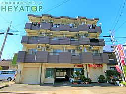 愛知県名古屋市瑞穂区下坂町4丁目の賃貸マンションの外観