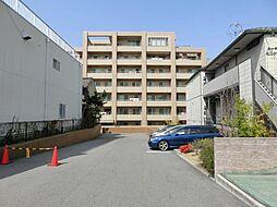 愛知県清須市土器野の賃貸マンションの外観