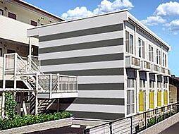 大阪府東大阪市菱屋東1丁目の賃貸アパートの外観