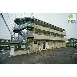 岡山県岡山市中区雄町の賃貸マンションの外観
