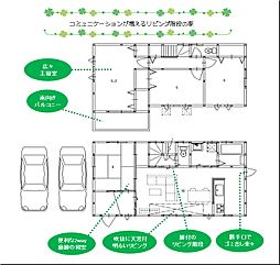 サンセール庭代台4−2