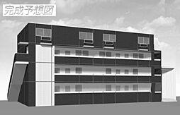 兵庫県姫路市北条の賃貸マンションの外観