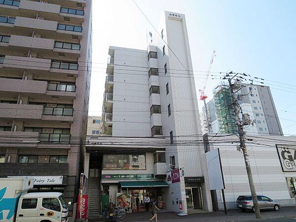 サンスイートヴィラ 5階の賃貸【北海道 / 札幌市北区】