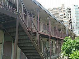 ヒラノハイツA棟[205号室]の外観