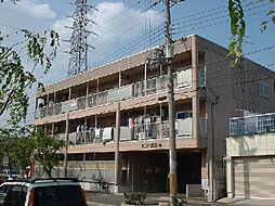 大阪府岸和田市下池田町1丁目の賃貸マンションの外観