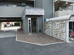 埼玉県川越市石原町1丁目の賃貸マンションの外観