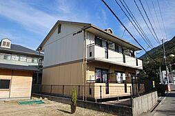 広島県広島市安佐北区可部東1丁目の賃貸アパートの外観