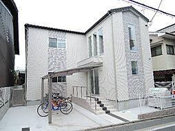京都府京都市伏見区墨染町の賃貸アパートの外観