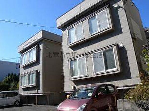 パール2NOVAマンション[2階]の外観