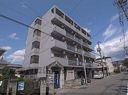 プリマベーラ西京極(旧ハウスセゾン西京極[407号室]の外観