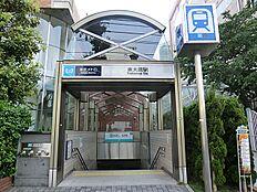 東京メトロ南北線「東大前」駅