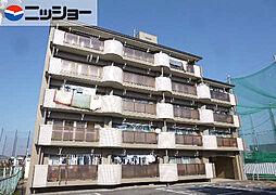 スカイ冨士 B棟[4階]の外観