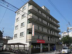 愛媛県松山市錦町の賃貸マンションの外観
