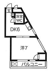 ウィステリア・ビュー[1階]の外観