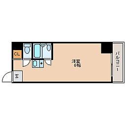 プレアール淡路[2階]の間取り