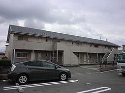 兵庫県三木市平田1丁目の賃貸アパートの外観
