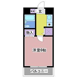 大手ビル[4階]の間取り
