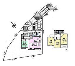 四街道駅 2,080万円