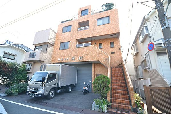 河村ビル 2階の賃貸【東京都 / 大田区】