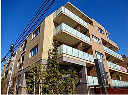 東京都中野区中央1丁目の賃貸マンションの外観