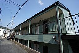 兵庫県神戸市長田区平和台町2丁目の賃貸アパートの外観