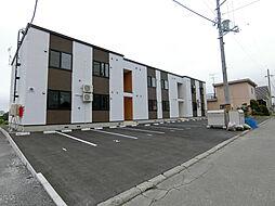 バス 北広島市停下車 徒歩8分の賃貸アパート