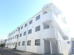 ガーデンヒルズ六高台A棟[205号室]の外観